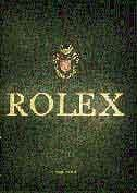 Rolex Coffee Table Book - TimeLess Elegance