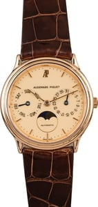 Audemars Piguet Classic Day-Date Moon Phase 25589
