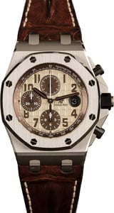 PreOwned Audemars Piguet Royal Oak Offshore