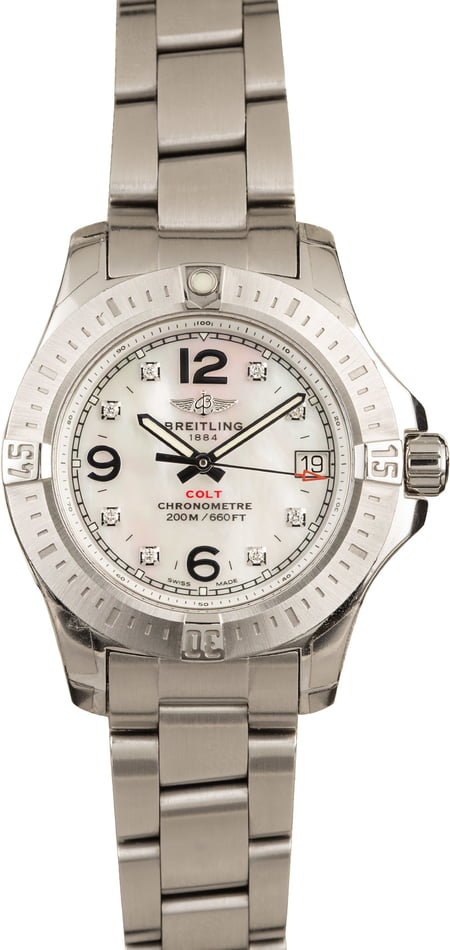 Breitling Colt Lady New