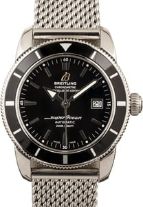 Pre-Owned Breitling SuperOcean Heritage 42 Ref A1732124