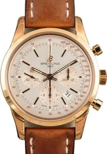 Breitling TransOcean Chronograph RB015212/G738 Rose Gold