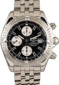Breitling Chronomat Evolution Chronograph Ref A1335611