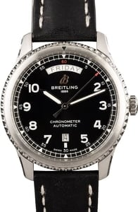 Breitling Aviator 8 Day Date