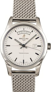 Breitling Transocean Day & Date A4531012/G751
