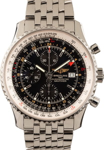 PreOwned Breitling Navitimer World A2432212