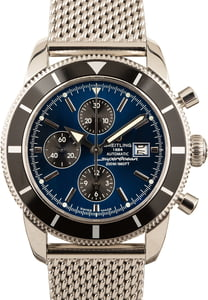 Pre Owned Breitling Superocean Heritage Chronograph A1332024