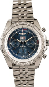 Breitling Bentley A4436212/C652 Blue Dial