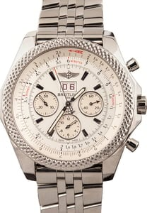 Breitling Bentley 6.75 Stainless Steel