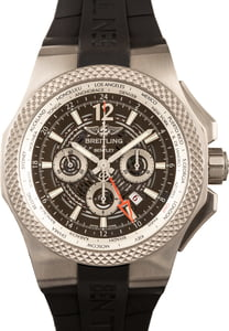 Pre-Owned Breitling Bentley GMT