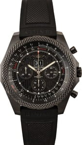 Breitling Bentley 6.75 Midnight Carbon M44364 T