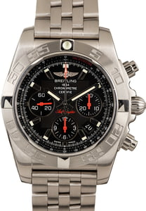 Pre-Owned Breitling Chronomat Stainless Steel