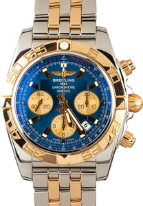 Breitling Chronomat 44 Steel & 18k Rose Gold