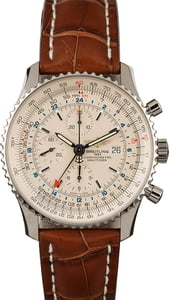 Breitling Navitimer World Chonograph A24322