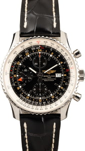 Pre-Owned Breitling Navitimer World A2432212/B726