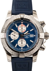 PreOwned Breitling Super Avenger II A13371