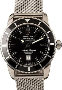 Pre-Owned Breitling SuperOcean Heritage 46 Ref A17320