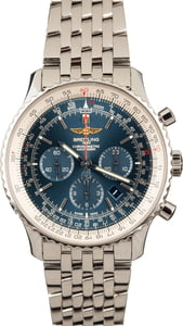 Breitling Navitimer Blue Dial Exclusive