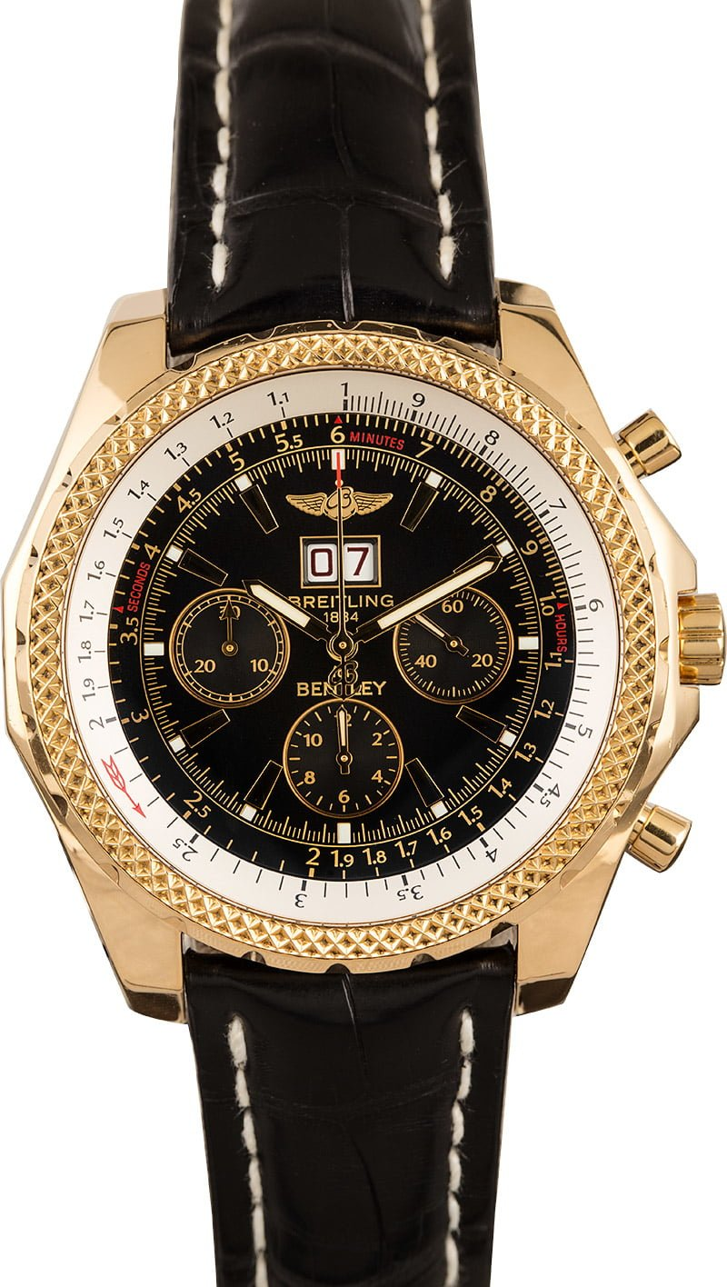 Buy New Breitling Bentley 6 75 K4436212 B729 Bob S Watches Sku 128525