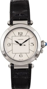 PreOwned Cartier Pasha 2730 White Dial
