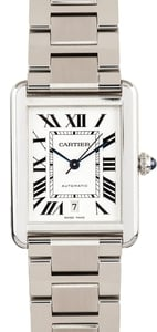 Men's Cartier Tank Solo XL