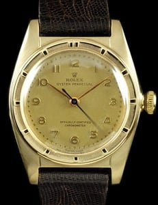 Rolex Oyster Perpetual 5015 Bubbleback