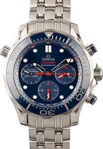 Omega Seamaster Co-Axial Diver 300M