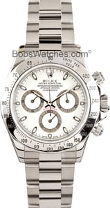 Rolex Daytona Stainless Steel 16520