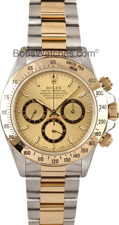 Rolex Daytona 16523 Two Tone