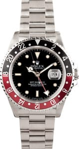 Used Rolex GMT-Master II 16710 Men's, Stainless Steel Oyster Bracelet