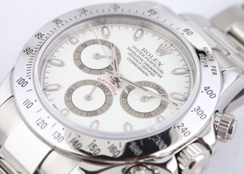 Rolex Stainless Steel Daytona