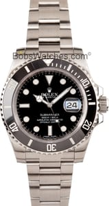 Rolex Submariner Watch 116610LN