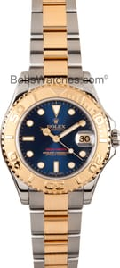 Rolex Yacht Master Automatic Stainless Steel Mens Watch 168623