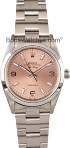 Men's Used Rolex Air-King Stainless Steel 14000M