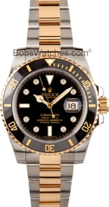 Used Rolex Submariner 116613 Ceramic Bezel