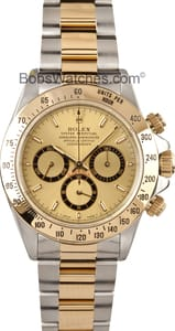 Rolex Daytona Two Tone 16523