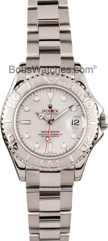 Rolex Midsize Yachtmaster 168622