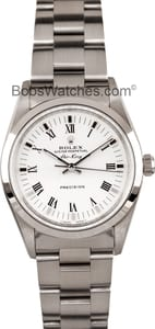 Men's Rolex Air-King Stainless Steel 14000