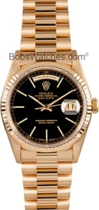 Rolex Presidential Gold Day-Date