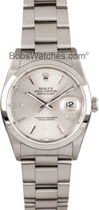 Men's Rolex Datejust Watch 16200