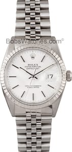 Pre-Owned Men's Rolex DateJust Stainless 16030