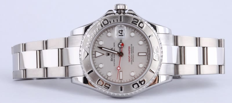 Mid-Size Rolex Yachtmaster 168622