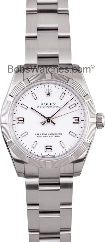 Rolex Oyster Perpetual Midsize 177210