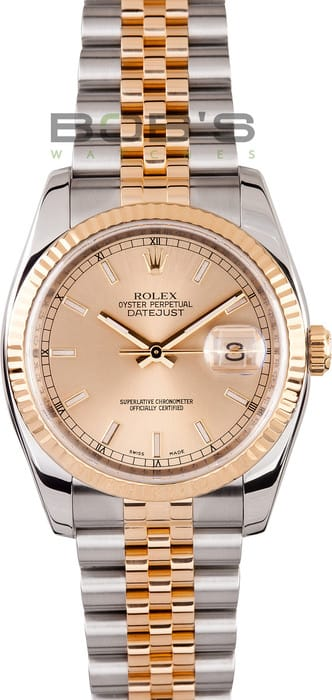 Men's Rolex DateJust 116233