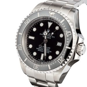 Rolex Sea Dweller Deepsea 116660