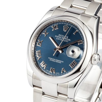 Used Men's Rolex Datejust Watch 116200