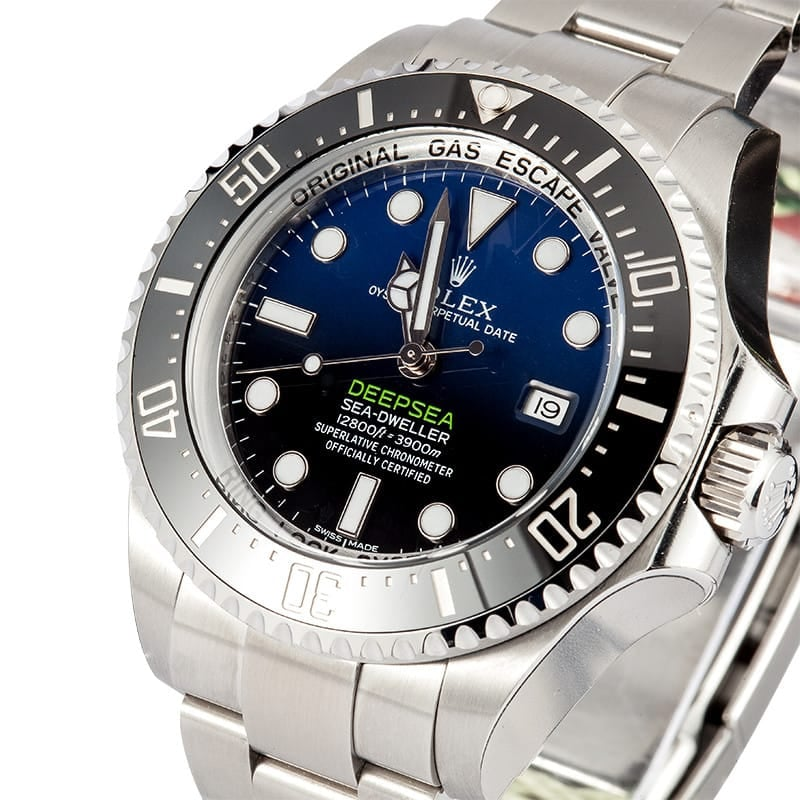 Rolex Deep Sea 116660B James Cameron