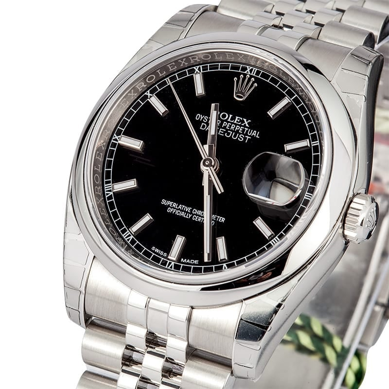 Men's Rolex DateJust 116200