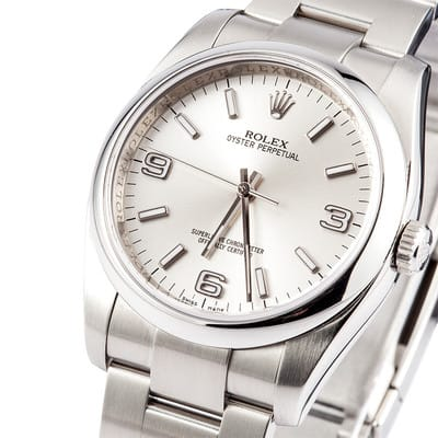 Men's Rolex Oyster Perpetual 116000
