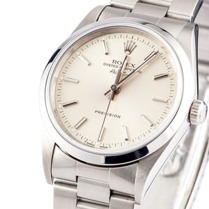 Used Rolex Air-King Stainless Steel 14000 Mens